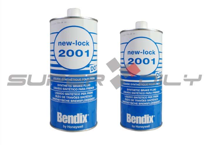 Brzdová kapalina BENDIX DOT 4